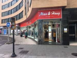 licencia de apertura tienda de ropa en Gijón