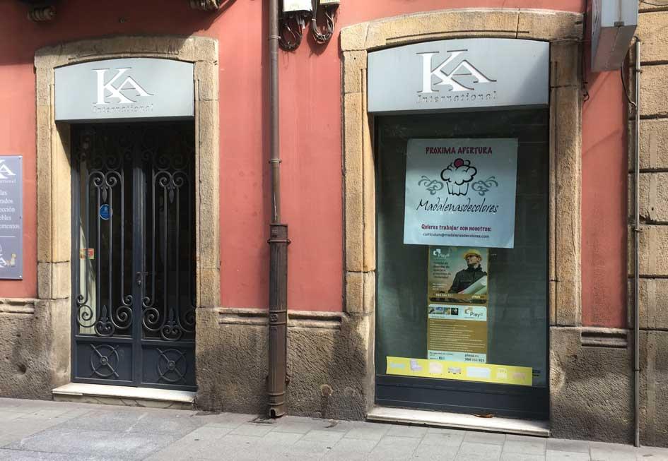 licencia apertura obrador Gijón