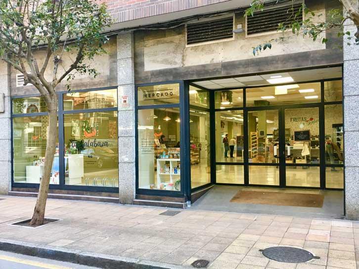 licencia apertura supermercado Gijón