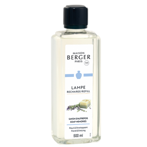 Lampe Berger huisparfum Soap Memories 500ml
