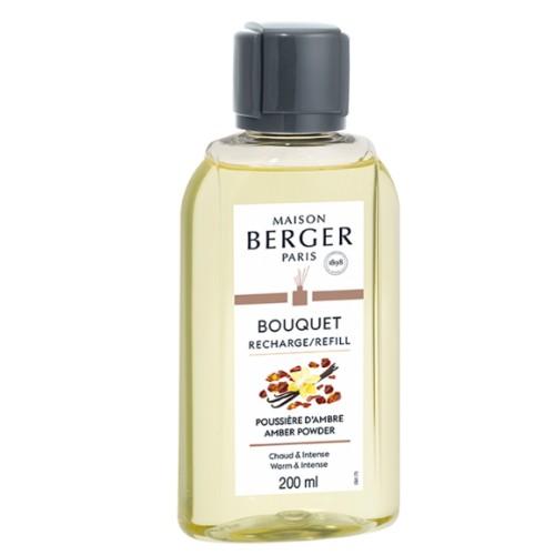 Maison Berger Geurstokjes Navulling Amber Powder