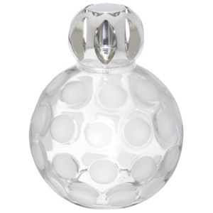 Lampe Berger brander Sphere Frosted