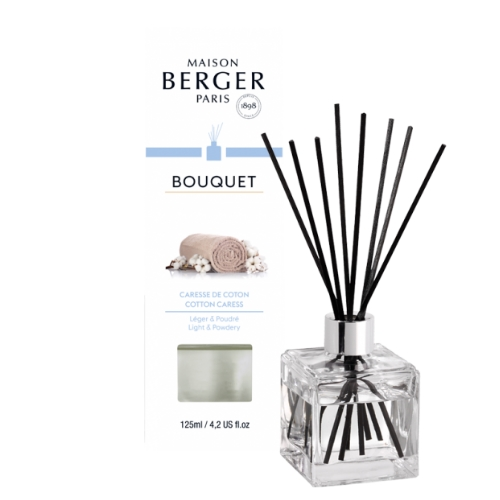Maison Berger geurstokjes Cotton Caress