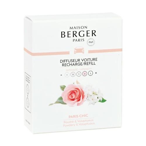 Maison Berger Autoparfum navulling Paris Chic