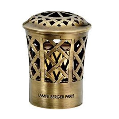 Lampe Berger Sierdop Vintage BronsLampe Berger Sierdop Vintage Brons