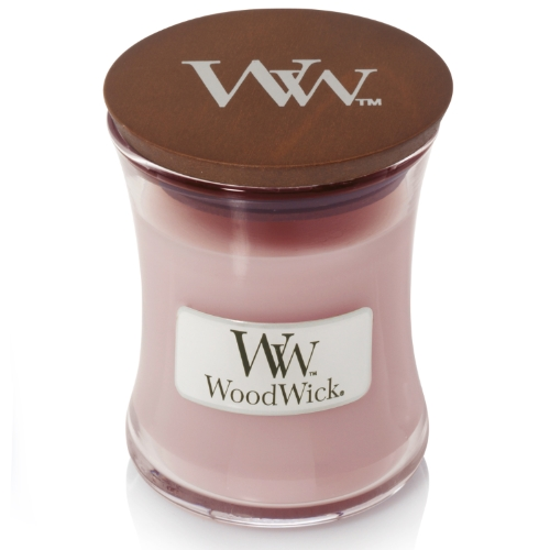 WoodWick Geurkaars Rosewood Mini
