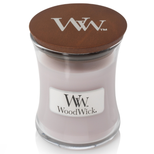 WoodWick Geurkaars Wild Violet Mini