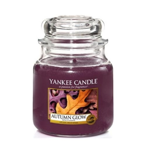 Yankee Candle Autumn Glow Medium jar