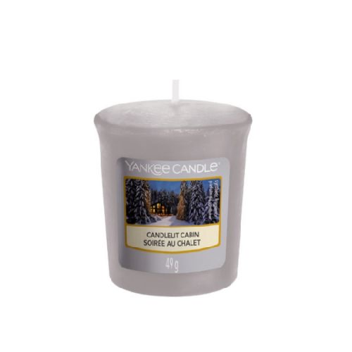 Yankee Candle Candlelit Cabin Votive