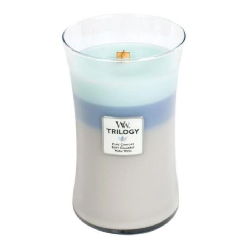 Woodwick Trilogy Woven Comfort Large