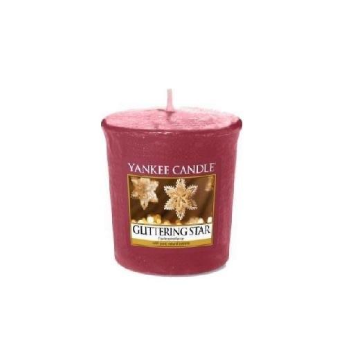 Yankee Candle Glittering Star Votive