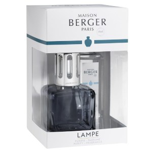 Lampe Berger Giftset Ice Cube Grey