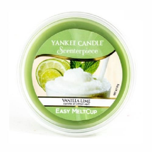 Yankee Candle Scenterpiece MeltCup Vanilla Lime