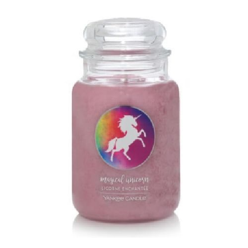 Yankee Candle Magical Unicorn Large Jar