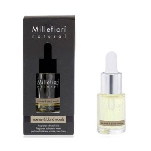Millefiori Milano Natural geurolie Incense & Blond Woods