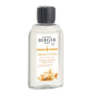 Maison Berger Geurstokjes Navulling Aroma D-Stress