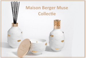 Maison Berger Muse Collectie