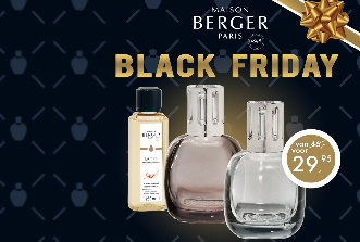 Lampe Berger Black Friday Deal 2020
