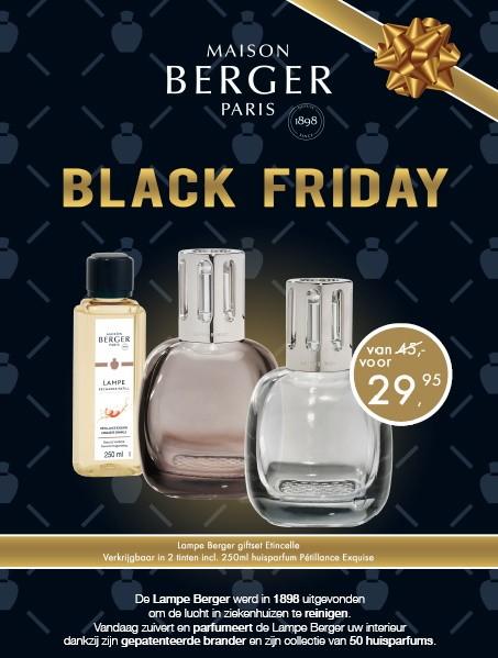 Lampe Berger Black Friday deal 2020