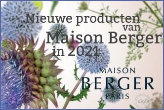 Nieuwe producten van Maison Berger in januari 2021