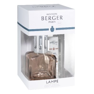 Lampe Berger Giftset Ice Cube Nude