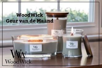 WoodWick Geur van de Maand Oktober 2021