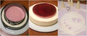 Tort cu sampanie si zmeura5