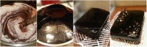 Tortul Sultanului, cu ciocolata si alune7