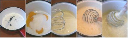 Prajitura Martisor cu zmeura si vanilie3