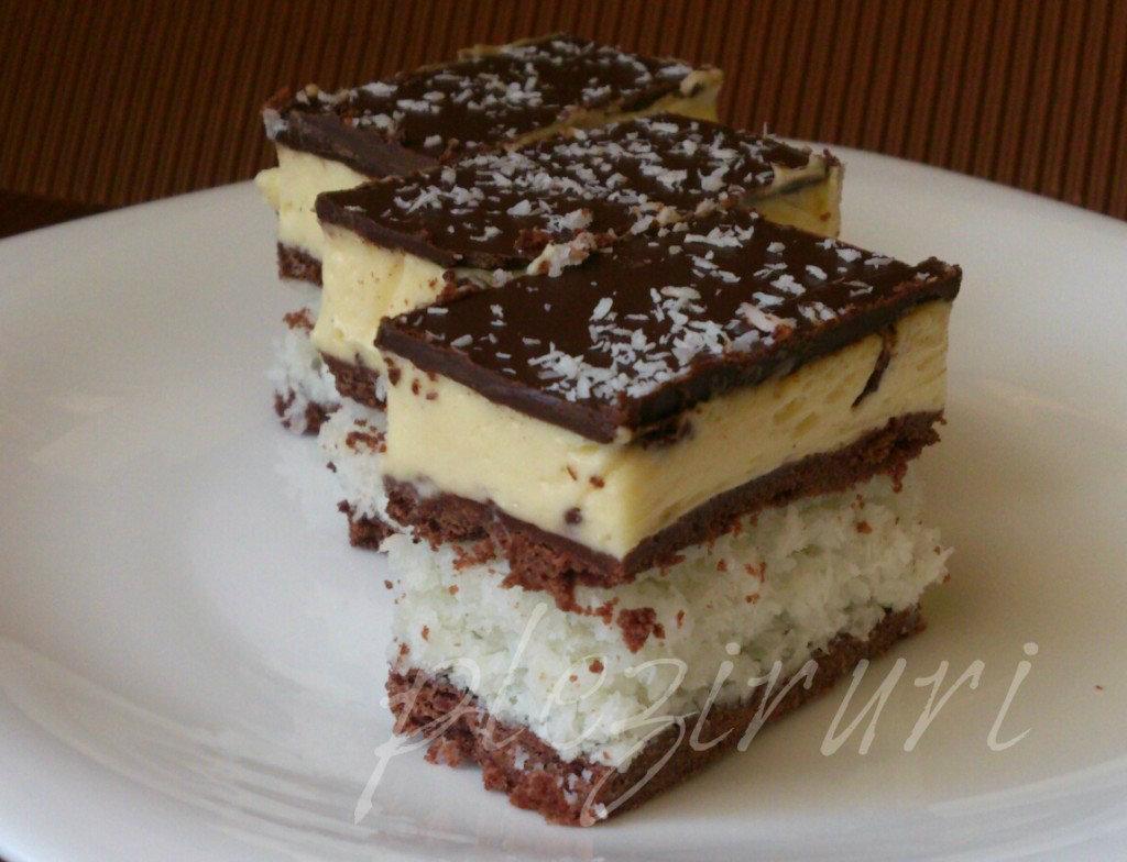 Crema cu nuca de cocos pentru tort