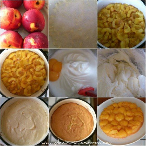 Tort-rasturnat-cu-nectarine2
