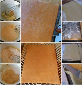 Prajitura-din-foi-cu-miere-si crema-de-gris2