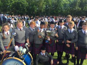 UK Pipe Band Championships 2017