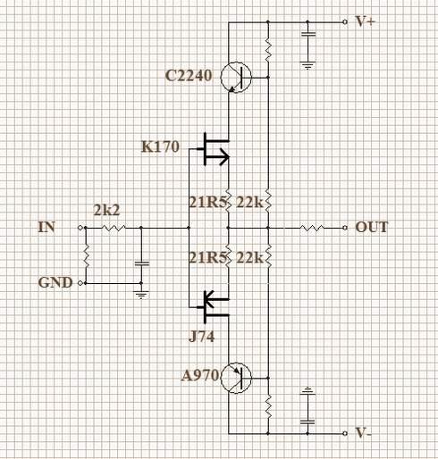 Audio-gd :: Master-9 Real Balanced ACSS design, Pure Class