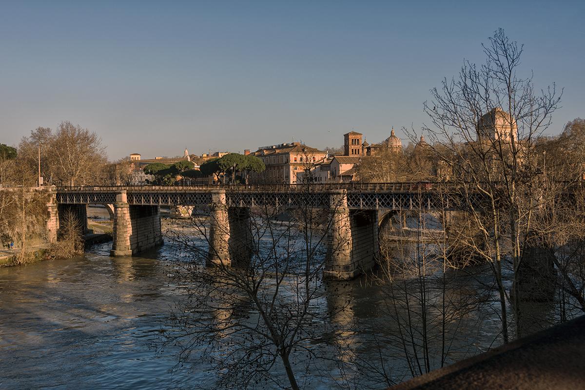Roma la prima oră a dimineții