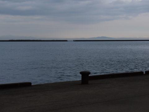 小樽港北防波堤