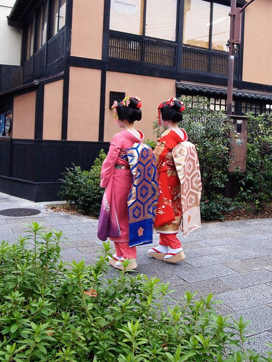 Dress up in Kimono - Rent in Gion, Kyoto