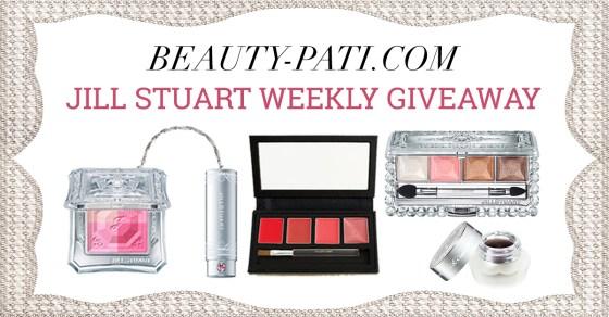 WIN Jill Stuart Makeup Cosmetics - Beauty-Pati Facebook