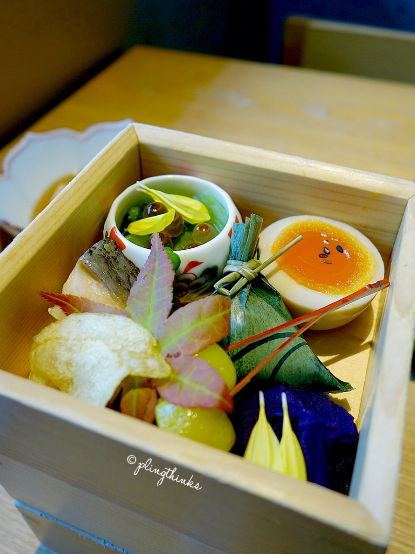Autumn Obanzai Lunch - IZAMA Kyoto Shijo