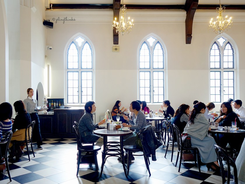 Cafe Freundlieb - Kobe Former Church