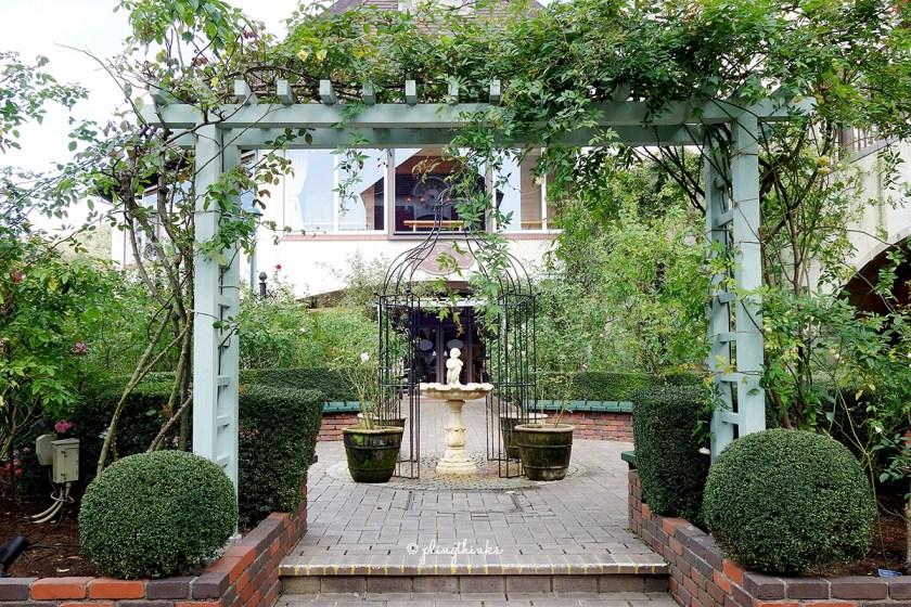Rose Symphony Garden - Kobe Nunobiki Herb Gardens Japan
