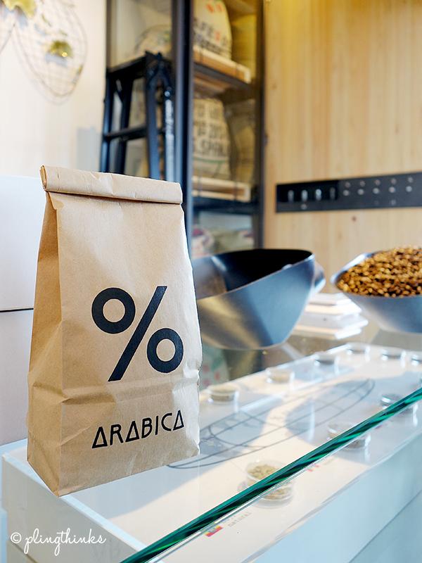 Arabica Coffee Beans Pack - Kyoto Arashiyama