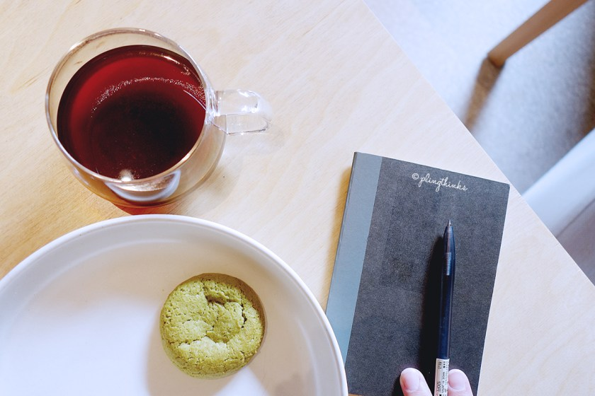 Drip Coffee Green Tea Mint Cookie - Kyoto Blue Bottle Cafe