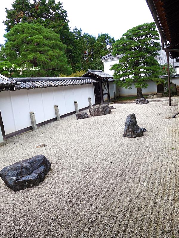Hojo Zen Garden - Nanzenji Temple Kyoto