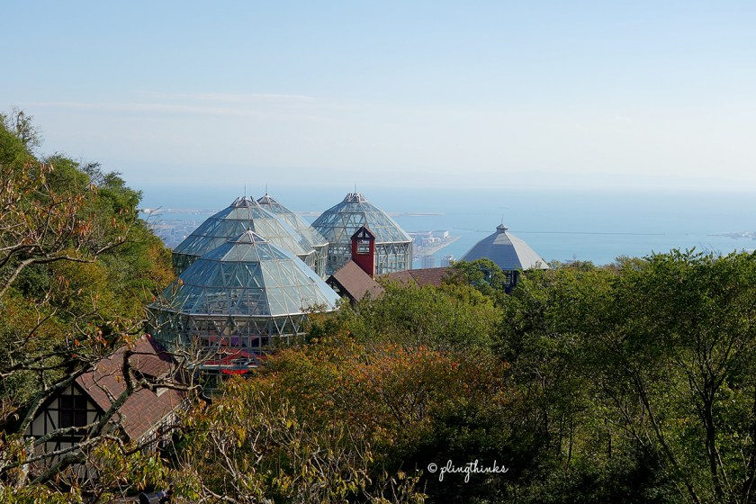 Kobe Nunobiki Herb Gardens - Glasshouse