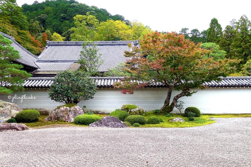 Nanzenji Hojo Garden - Kyoto Rock Zen Garden