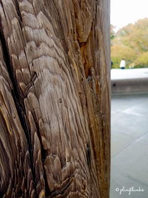 Sanmon Gate Wood - Nanzenji Kyoto