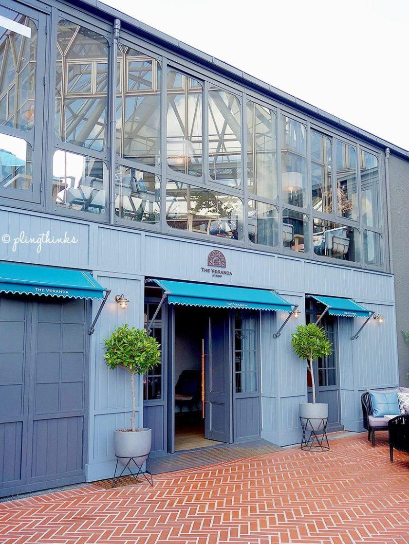 Veranda Cafe Kobe - Nunobiki Herb Gardens