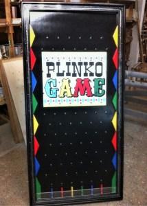 3x6 plinko board game