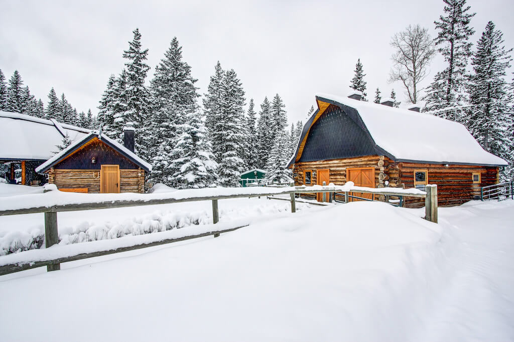 Barn-horses-winter-352248-Pine-Ridge-Road-Bragg-Creek-Ranch-Acreage-For-Sale-Calgary-Real-Estate-For-Sale-taylor-sothebys-Realtor-Plintz